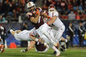 Bucky Hodges Virginia Tech39s Bucky Hodges entering 2017 NFL Draft Roanoke Times