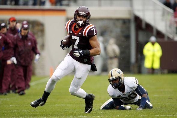 Bucky Hodges Bucky Hodges returning for Virginia Tech football