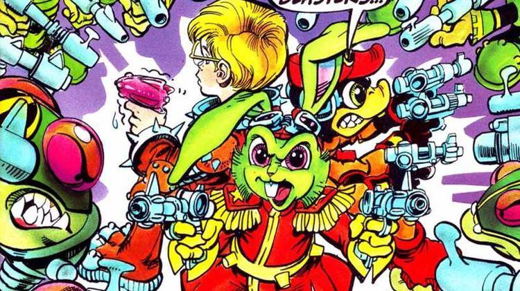 Bucky O Hare Alchetron The Free Social Encyclopedia