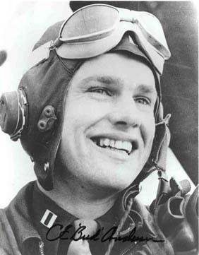 Bud Anderson Mustang ace Bud Anderson 1625 victories with 357th FG WWII