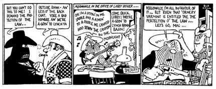 Bud Neill Bud Neill Lambiek Comiclopedia