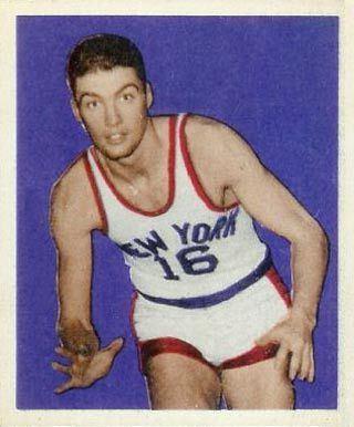 Bud Palmer Bud Palmer National Basketball Retired Players Association