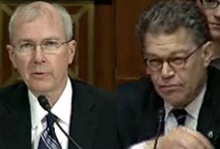 Bud Tribble Sen Al Franken vs Apple39s 39Bud39 Tribble The transcript