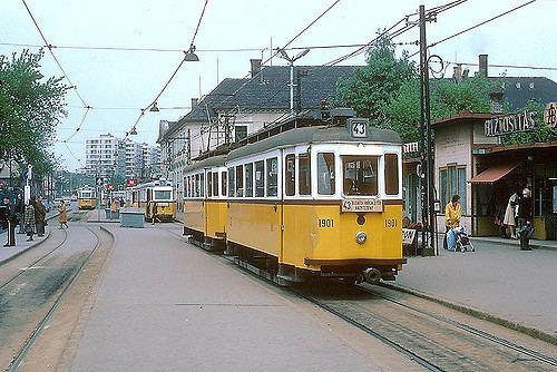 Budafok Budafok Vroshz tr Varga Jen tr 1980 Southern Buda Flickr