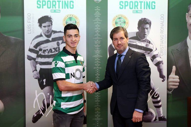 Budag Nasirov Sporting CPen on Twitter quotBudag Nasyrov international player from