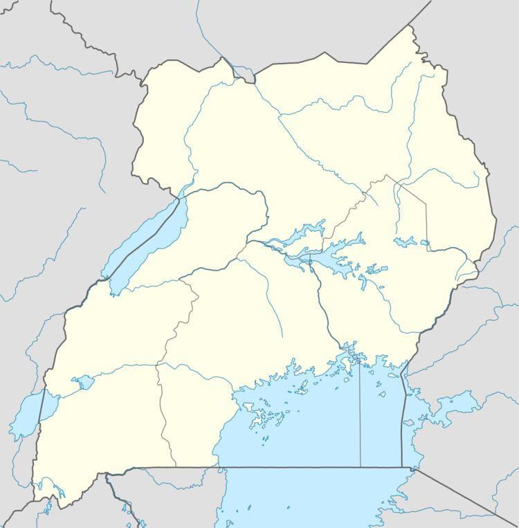 Budaka town