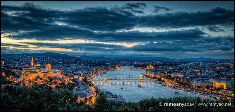Budapest Beautiful Landscapes of Budapest
