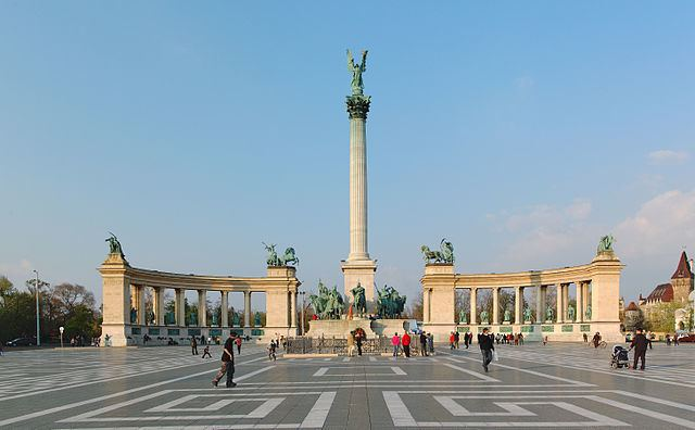 Budapest Tourist places in Budapest