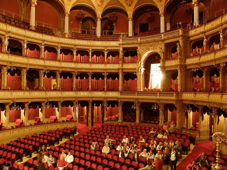 Budapest Opera Ball