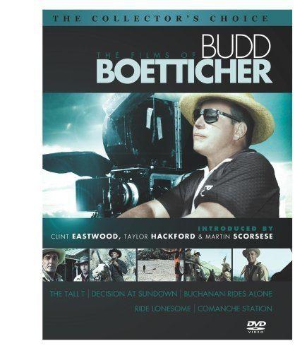 Budd Boetticher Budd Boetticher Box Set DVD Region 1 US Import NTSC Amazoncouk