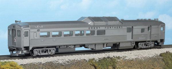 Budd Rail Diesel Car Walthers HO scale Budd RDC3 Rail Diesel Car ModelRailroadercom