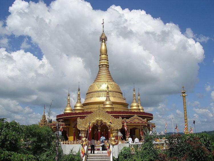 Buddha Dhatu Jadi