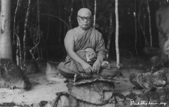 Buddhadasa No Religion Buddhadasa Bhikkhu Standing in an Open Field