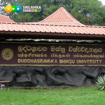 Buddhasravaka Bhiksu University wwwsrilankatouristmapcomsearchimagesplacesBu