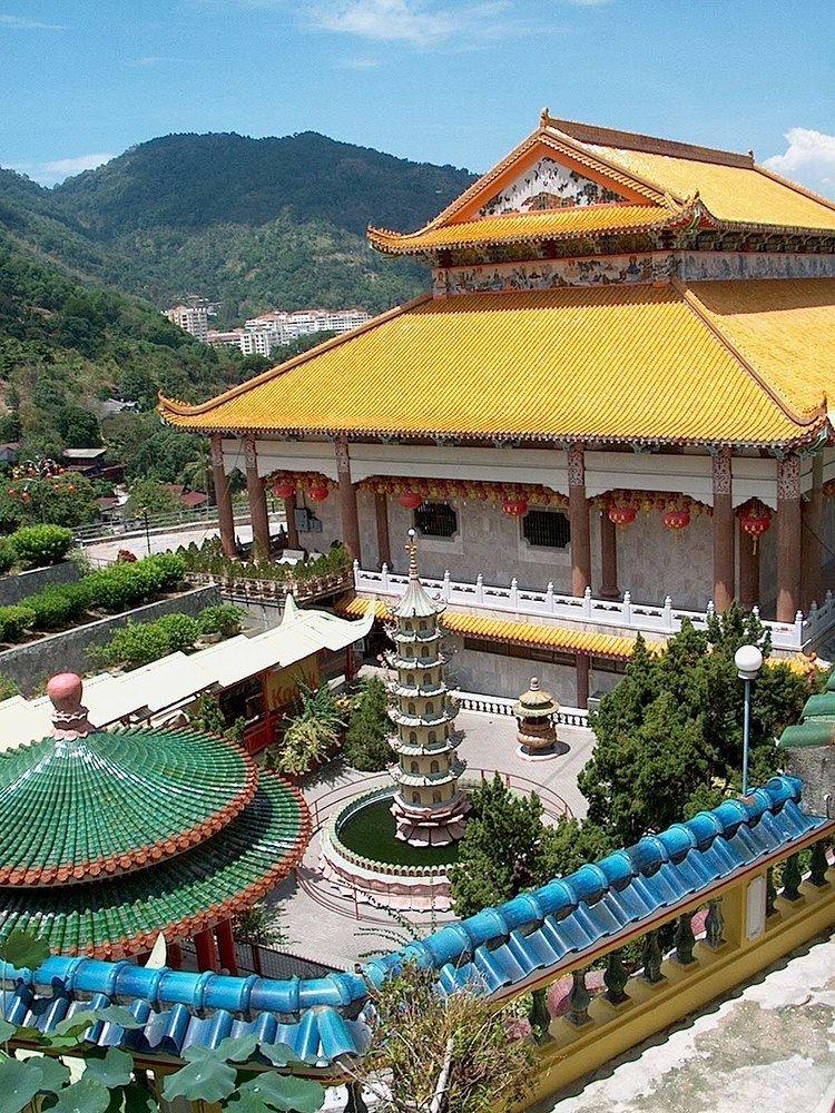 Buddhism in Malaysia