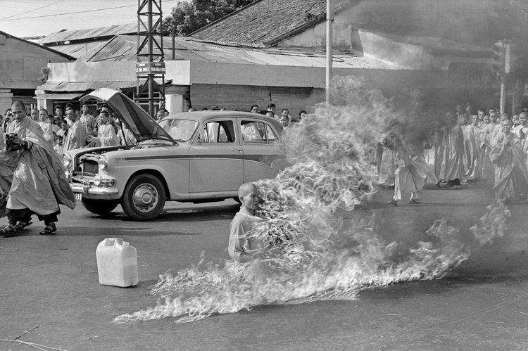 Buddhist crisis