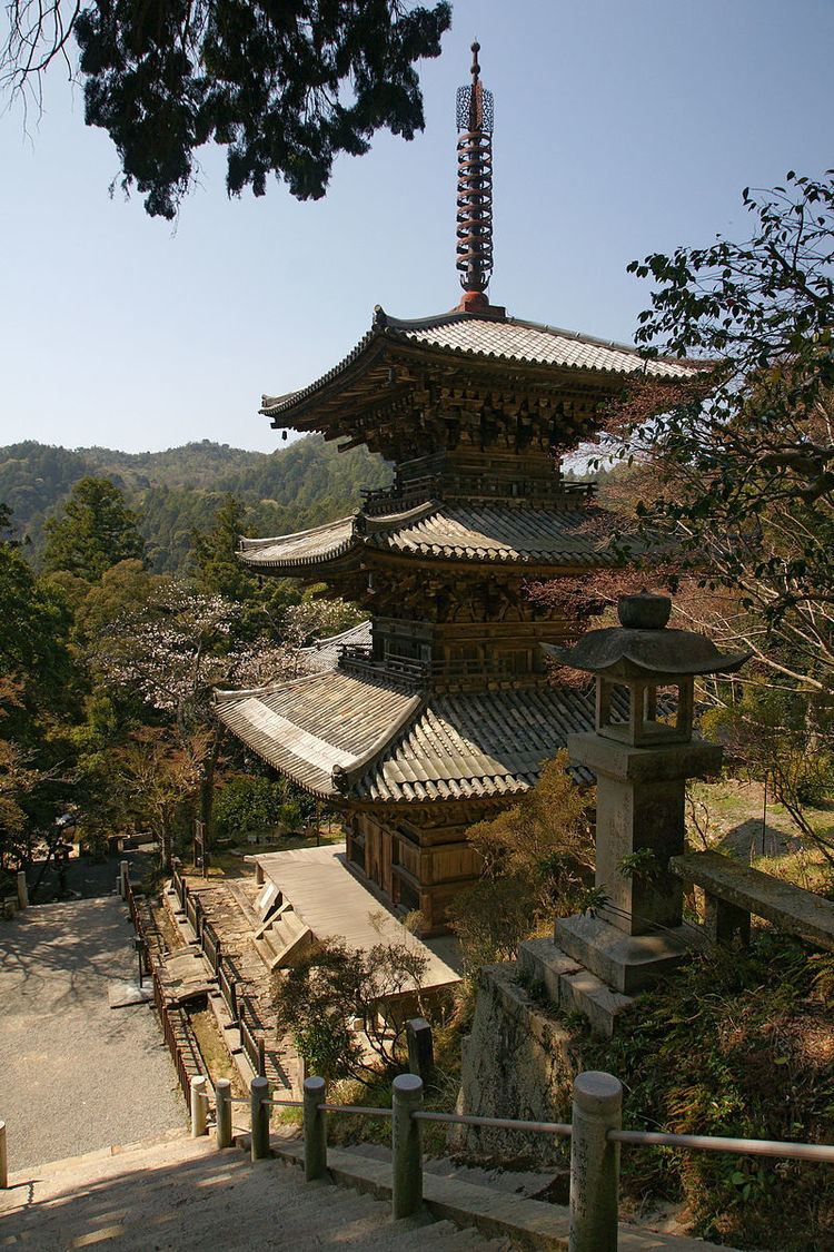 Buddhist temples in Japan