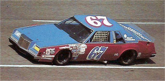 Buddy Arrington 1982 Winston Cup 67