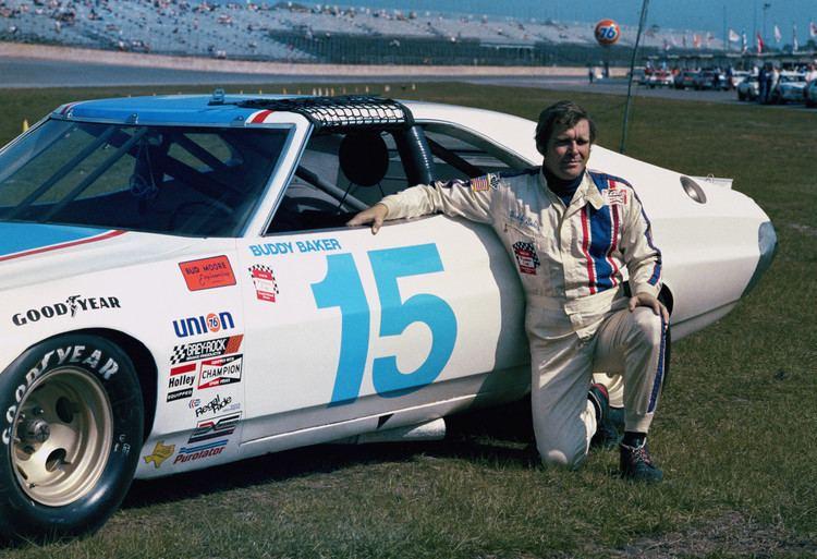 Buddy Baker Buddy Baker dies at 74 NASCAR racer and commentator LA