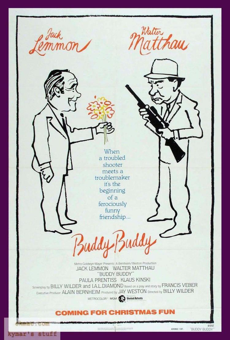 Buddy Buddy Kehr Capsule of the Week Buddy Buddy 1981 distinctive features