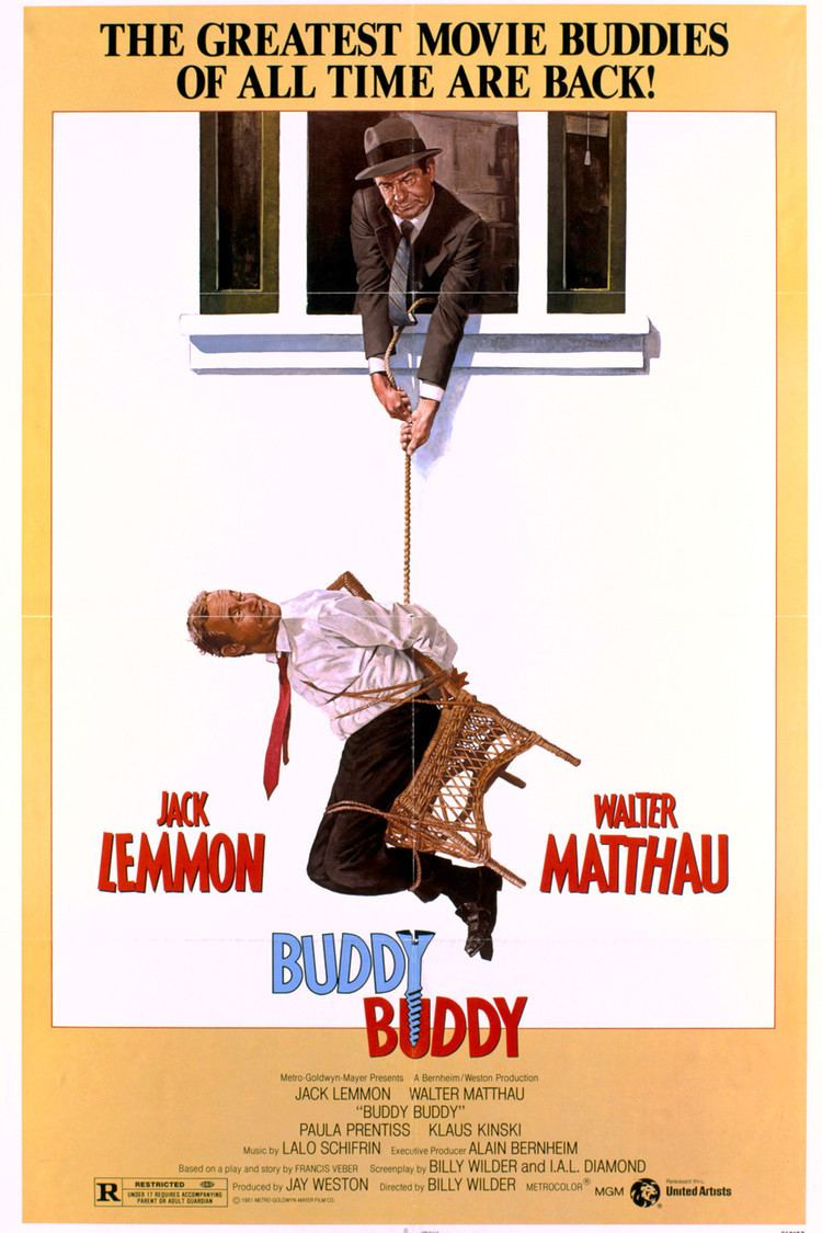 Buddy Buddy wwwgstaticcomtvthumbmovieposters3895p3895p