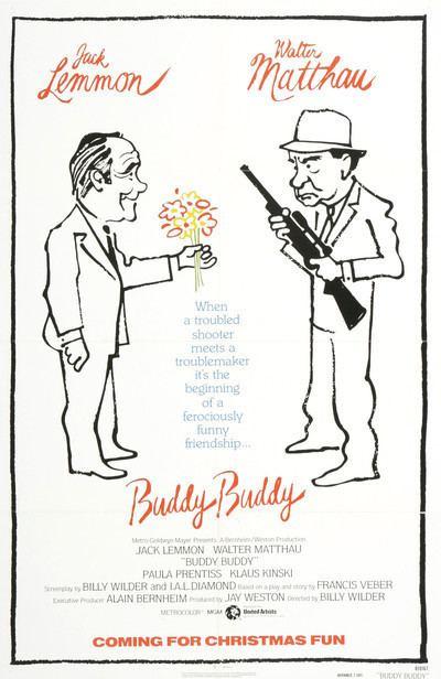 Buddy Buddy Buddy Buddy Movie Review Film Summary 1981 Roger Ebert