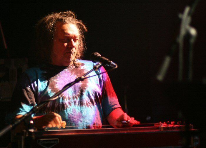 Buddy Cage Legendary pedal steel player Buddy Cage talks about his