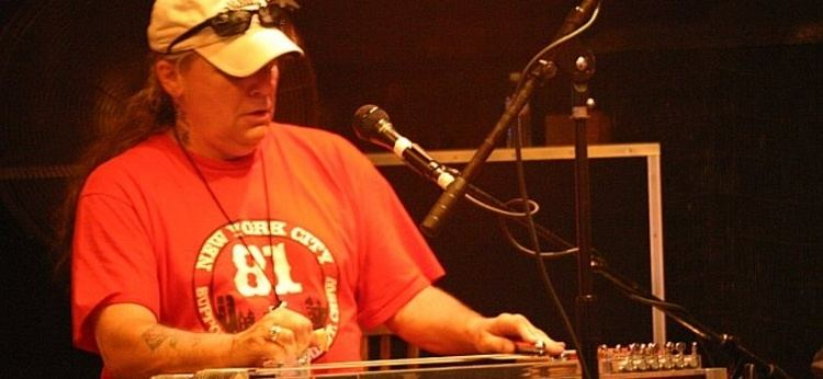 Buddy Cage Buddy Cage Pedal steel guitarist East Hawaii Cultural Center HMOCA