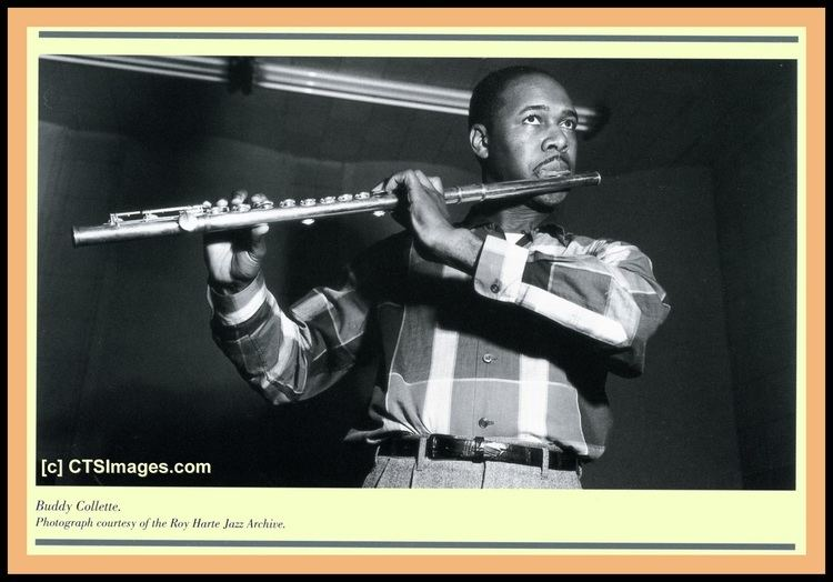 Buddy Collette Jazz Profiles Remembering William Buddy Collette 19212010 From