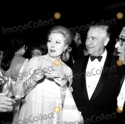Buddy Fogelson Photos and Pictures Greer Garson and Buddy Fogelson
