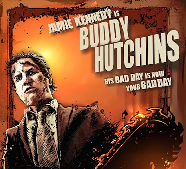 Buddy Hutchins Review BUDDY HUTCHINS Is A Gore Filled Black Comedy With Jamie
