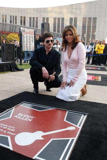 Buddy Killen Buddy Killen Nashville Walk of Fame VisitMusicCitycom