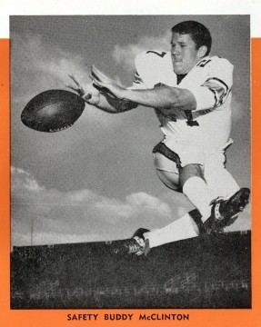 Buddy McClinton Auburn legend Buddy McClinton nominated for College Football Hall of