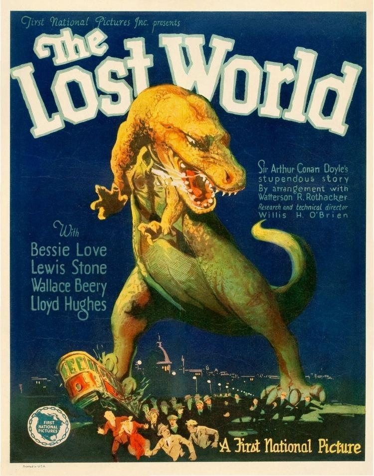 Buddys Lost World movie poster