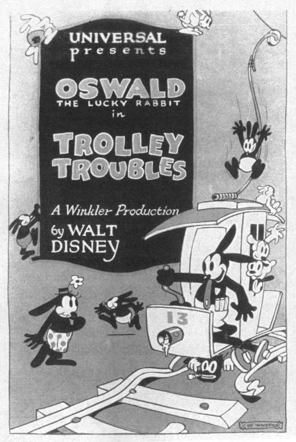 Buddys Trolley Troubles movie poster