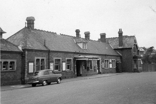 Bude railway station Bude