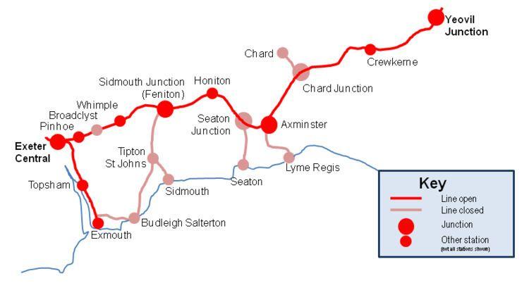 Budleigh Salterton railway station