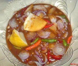 Budu (sauce) budu belacan recipe BUDU IS A MIRACLE FISH SAUCE