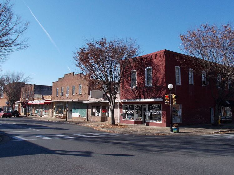 Buena Vista Downtown Historic District