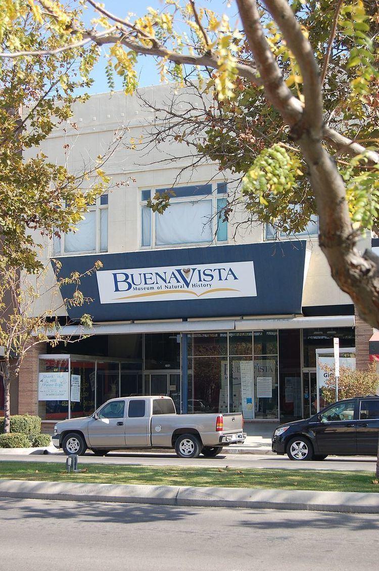 Buena Vista Museum of Natural History & Science