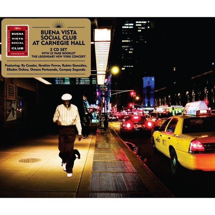 Buena Vista Social Club at Carnegie Hall wwwmusicbazaarcomalbumimagesvol2124124849
