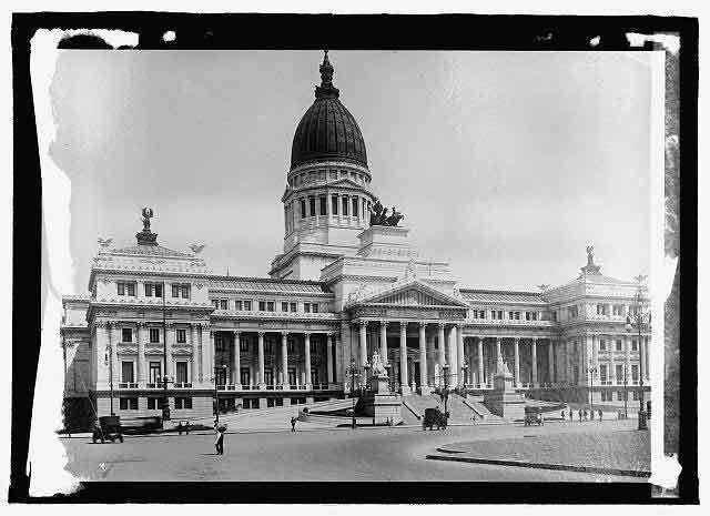 Buenos Aires in the past, History of Buenos Aires
