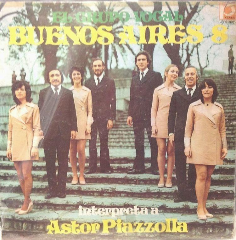 Buenos Aires 8 La nova Botica del Aleman Tango Buenos Aires 8 Interpreta a
