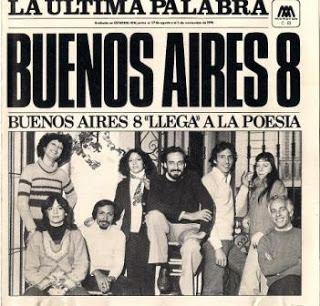 Buenos Aires 8 FOLKLORE RAZ Buenos Aires 8 grupo vocal La ultima palabra 1976