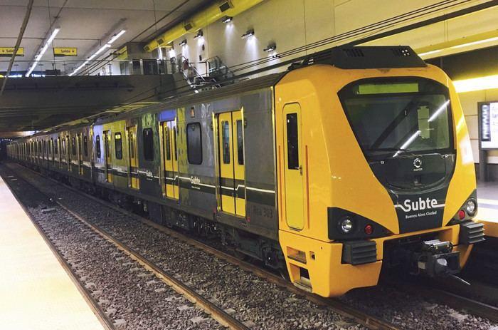 Buenos Aires Underground 300 Series