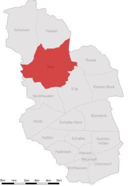 Buer, Germany httpsuploadwikimediaorgwikipediacommonsthu
