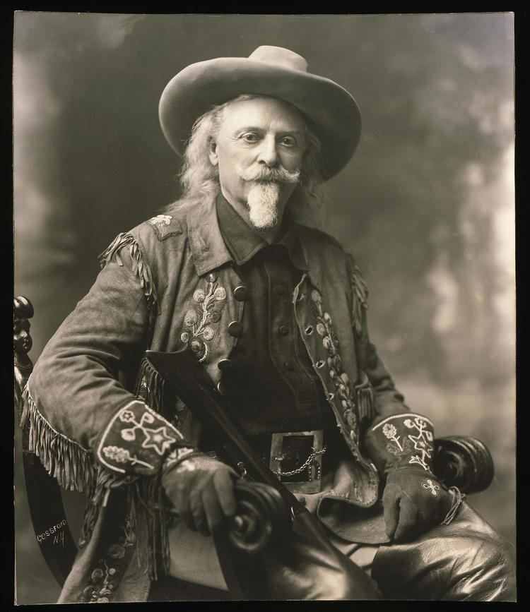 Buffalo Bill Buffalo Bill Center of the Wests Papers of William F Cody receives