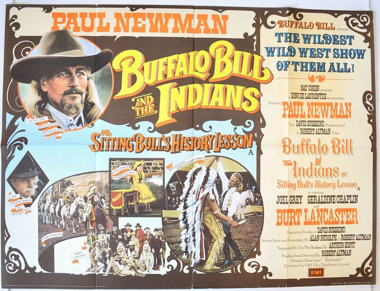Buffalo Bill and the Indians, or Sitting Bull's History Lesson Buffalo Bill and the Indians or Sitting Bulls History Lesson 1976