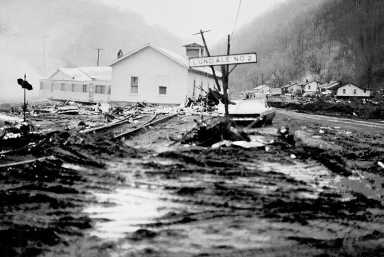 Buffalo Creek flood Buffalo Creek Flood Clio