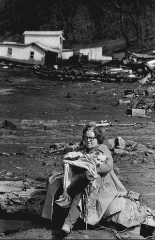 Buffalo Creek flood Buffalo Creek Flood of 3972 Why Environmental Disasters are Nothing